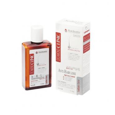 شامپو ضد ریزش مناسب موهای خشک و آسیب دیده Decamond Clinic