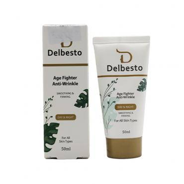 کرم ضد چروک قوی Delbesto 50ml