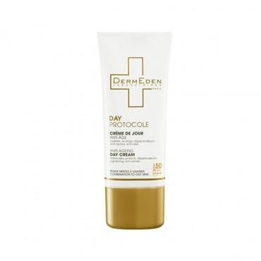 کرم ضد آفتاب پوست چرب Dermeden SPF 50