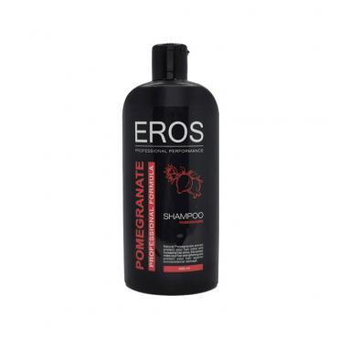 شامپو عصاره انار مناسب موهای رنگ شده Eros