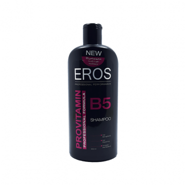 شامپو تقویت کننده مو حاوی پرو ویتامین Eros B5