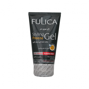 ژل مو حالت دهنده بسیار قوی Fulica