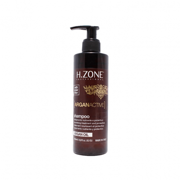 شامپو درمانی تغذیه کننده آرگان H.Zone