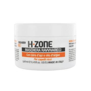 ماسک تقویت و احیا کننده موی مجعد و فر H.Zone