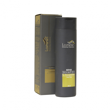 شامپو ترمیم کننده مناسب موهای آسیب دیده Laminin