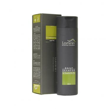 شامپو روزانه مناسب موهای معمولی تا خشک Laminin