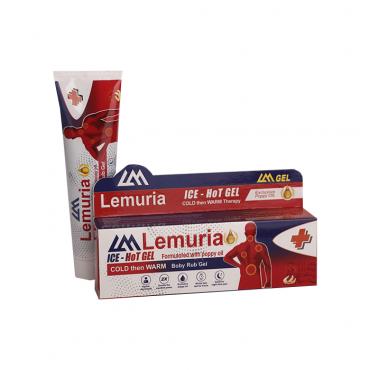 ژل ضد درد موضعی Lemuria