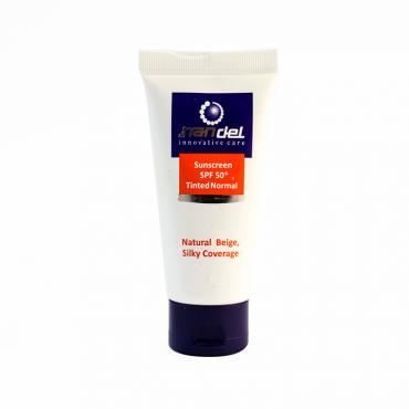 کرم ضد آفتاب نرمال با Nandel SPF50
