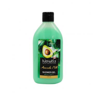شامپو بدن کرمی شیر آووکادو Newtis
