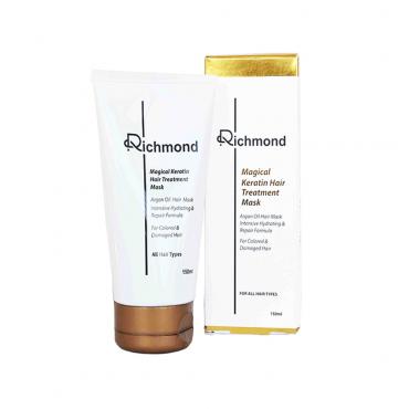 ماسک مو درمانی حاوی کراتین مجیکال Richmond