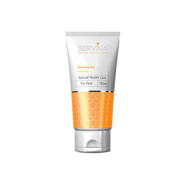 لوسیون پاک کننده آرایش صورت مناسب پوست چرب Servina