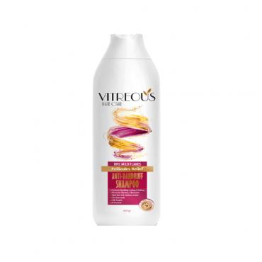 شامپو ضد شوره برای موهای خشک Vitreous