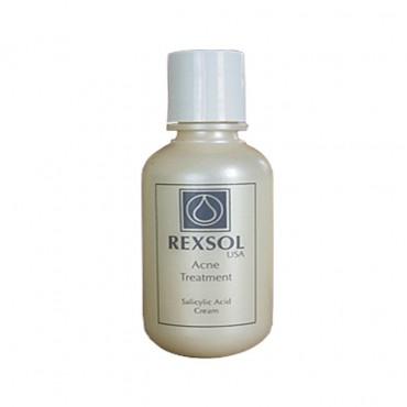کرم درمان آکنه Rexsol