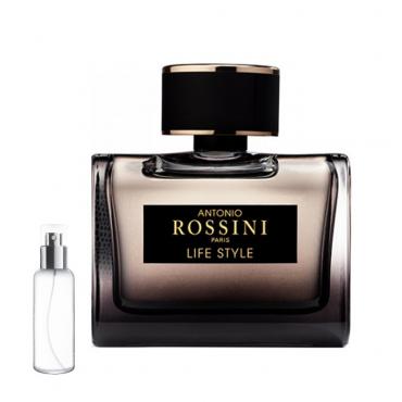 عطر روغنی لایف استایل Antonio Rossini-15ml