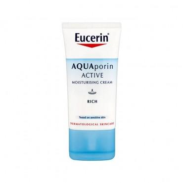 کرم مرطوب کننده روز آکواپورین اکتیو (غنی) Eucerin