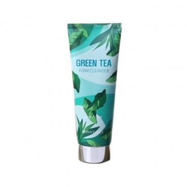 فوم شوینده چای سبز BONNYHILL