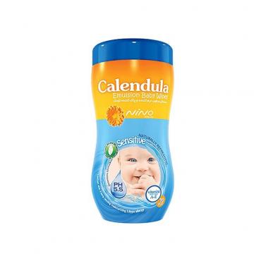 دستمال مرطوب کمر باریک پاک کننده کودک حاوی عصاره کالاندولا Nino