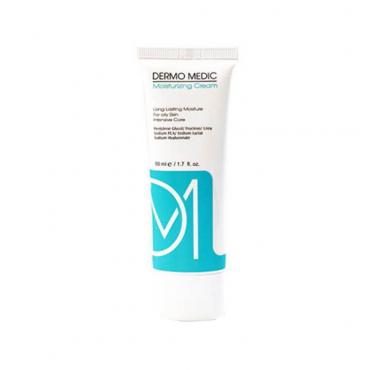 کرم مرطوبکننده پوست چرب Dermo Medic