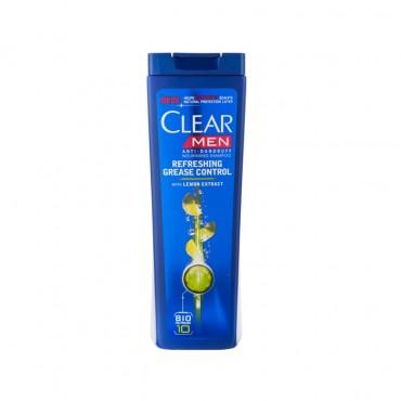 شامپو ضد شوره و کنترل کننده چربی مخصوص آقایان Clear