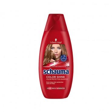 شامپو تثبيت کننده رنگ مو Schauma