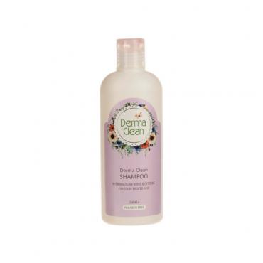 شامپو تثبیت کننده رنگ مو Derma Clean 250ml