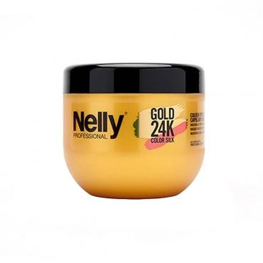 ماسک موی 24K گلد موهای رنگ شده Nelly