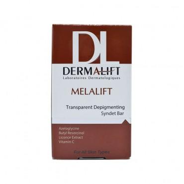 پن شفاف روشن کننده پوست ملالیفت Dermalift