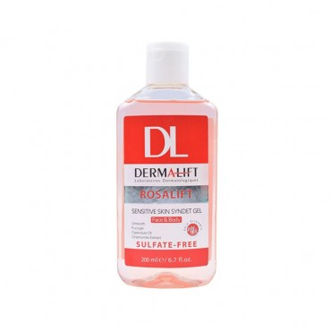 سیندت ژل پوست حساس رزالیفت Dermalift