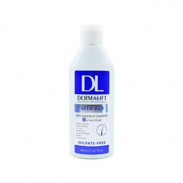 شامپو ضد شوره موی خشک ویتاکر Dermalift