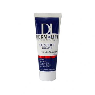 كرم مرطوب کننده حاوی اوره 10% اگزوليفت Drmalift