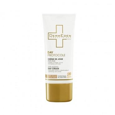 کرم ضد آفتاب رنگی Dermeden SPF50