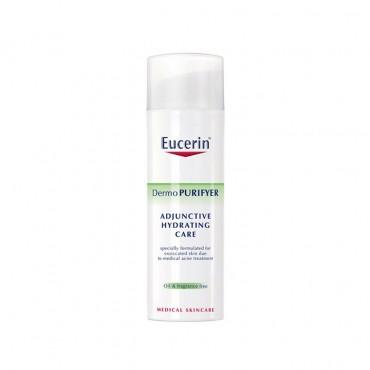 کرم روز مرطوب کننده درموپوریفایر SPF30 Eucerin