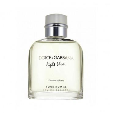 ادو تویلت لایت بلو دیسکاور ولکانو Dolce & Gabbana