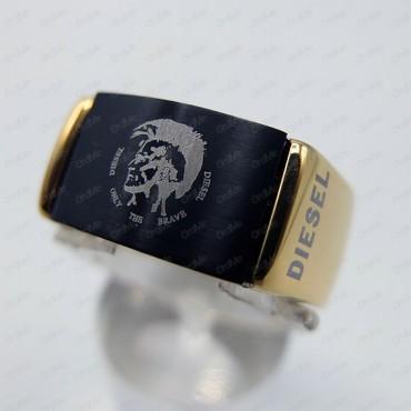 انگشتر دیزل طلایی Tandis 0813