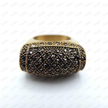 انگشتر مارکازیت طلایی Tandis 0550