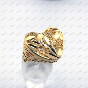 انگشتر توری طلایی Tandis 1268