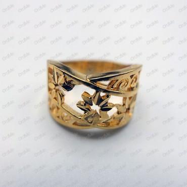 انگشتر طلایی Tandis 2384