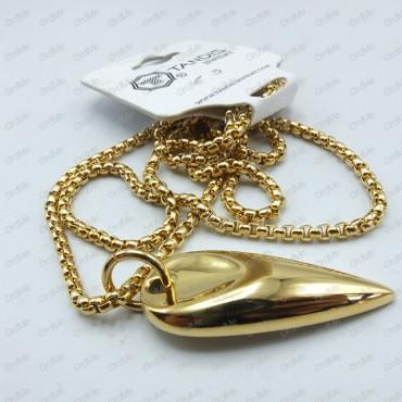 گردنبند مارک طلایی Tandis 0335