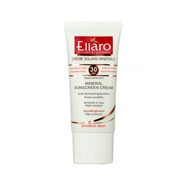 کرم ضد آفتاب مینرال Ellaro SPF 30