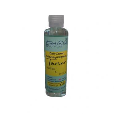 تونر پاک کننده پوست چرب و مختلط Eshaoni 200ml