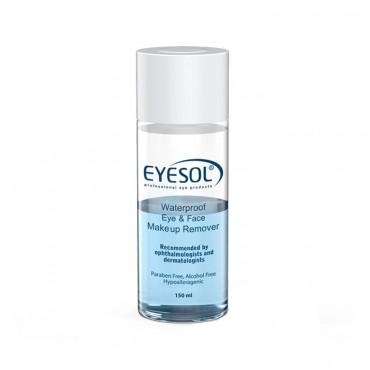 مایع پاک کننده تخصصی آرایش ضد آب Eyesol