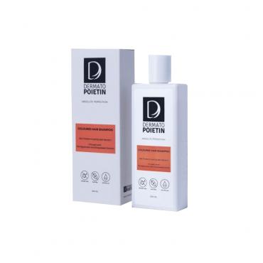 شامپو ترمیم کننده و تثبیت کننده رنگ مو Dermato Poietin