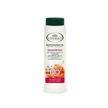 شامپو گیاهی مناسب موهای معمولی LANGELICA