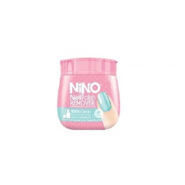 دستمال مرطوب لاک پاک کن Nino