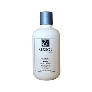 ژل پاک کننده ویتامین Rexsol C