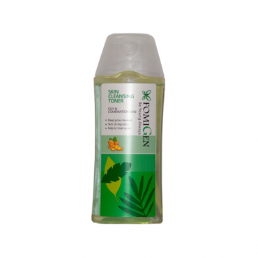 تونر پاک کننده برای پوست چرب و مختلط Fomigen