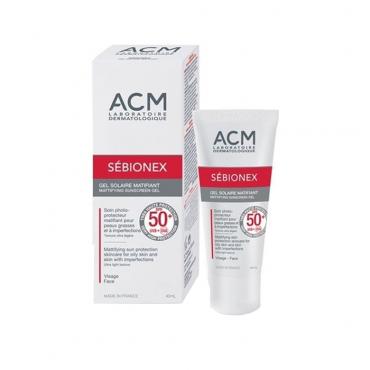 ژل ضد آفتاب سبیونکس ACM SPF 50