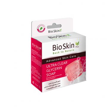 صابون ارگانیک گلیسیرین Bio Skin Plus