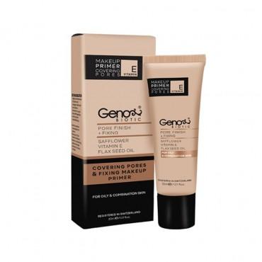 پرایمر صورت مناسب پوست های چرب و مختلط  Geno Biotic