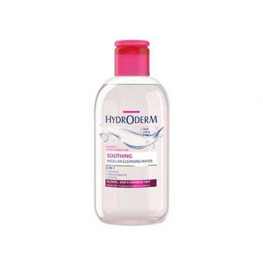 میسلار واتر تسیکن دهنده 3 در 1 مناسب پوست حساس Hydroderm